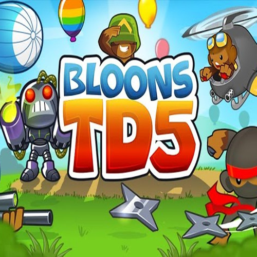 bloons td 5 for pc