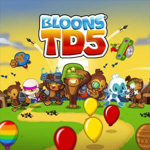 Buy Bloons TD5 CD Key Compare Prices