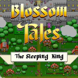 Buy Blossom Tales The Sleeping King CD Key Compare Prices