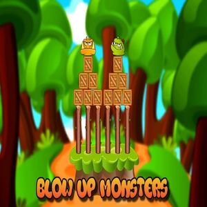 Blow Up Monsters