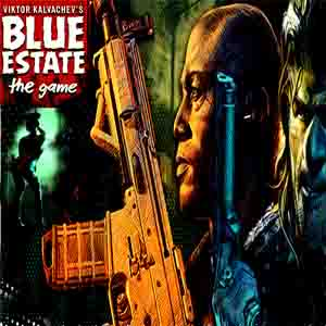Buy Blue Estate the Game PS4 Game Code Compare Prices