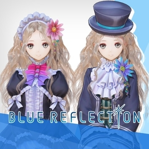 BLUE REFLECTION Arland Maid Costume for Lime