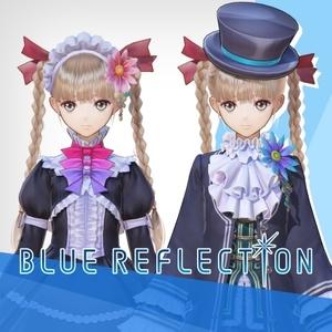 BLUE REFLECTION Arland Maid Costume for Yuzu