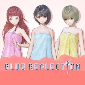 BLUE REFLECTION Bath Towels Set A