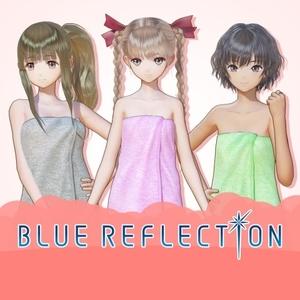 BLUE REFLECTION Bath Towels Set B