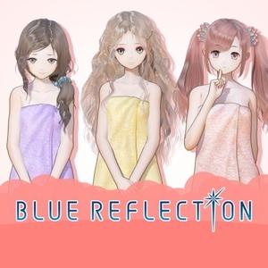 BLUE REFLECTION Bath Towels Set C
