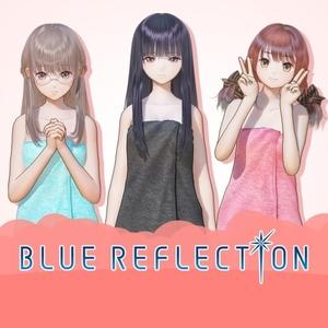 BLUE REFLECTION Bath Towels Set D