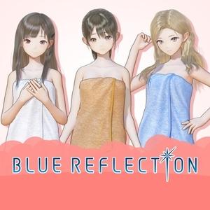 BLUE REFLECTION Bath Towels Set E