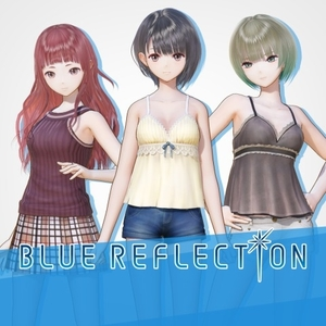 BLUE REFLECTION Summer Clothes Set A