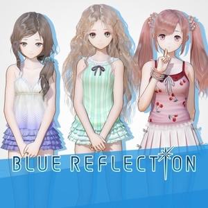 BLUE REFLECTION Summer Clothes Set C