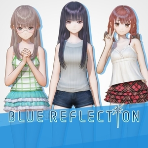 BLUE REFLECTION Summer Outing Set D
