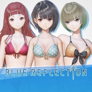 BLUE REFLECTION Vacation Style Set A