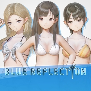 BLUE REFLECTION Vacation Style Set E