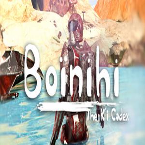 Boinihi The Ki Codex