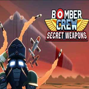 Buy Bomber Crew Secret Weapons CD Key Compare Prices