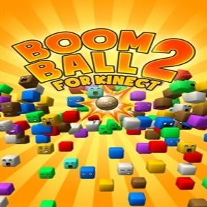 Boom Ball 2 for Kinect