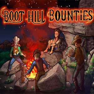 Buy Boot Hill Bounties CD Key Compare Prices