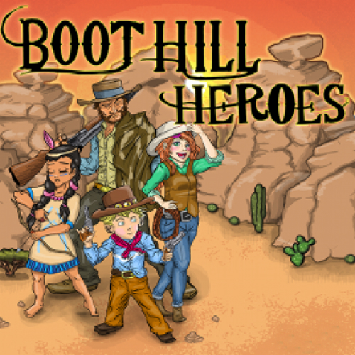 Buy Boot Hill Heroes CD Key Compare Prices