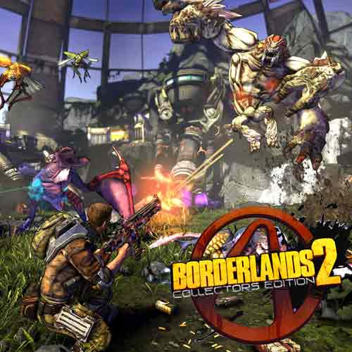 Buy Borderlands 2 Collectors Edition Pack DLC CD KEY Compare Prices