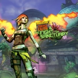 Borderlands 2 Commander Lilith and the Fight for Sanctuary