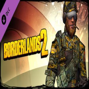 Borderlands 2 Commando Haggard Hunter Pack