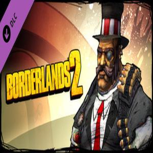 Borderlands 2 Gunzerker Dapper Gent Pack