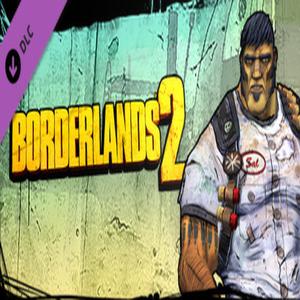 Borderlands 2 Gunzerker Greasy Grunt Pack