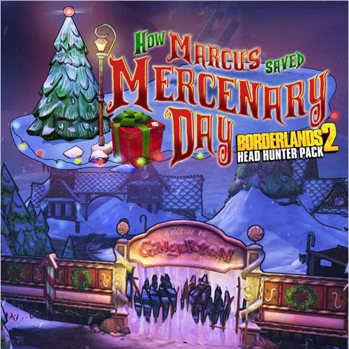 Buy Borderlands 2 Headhunter 3 Mercenary Day DLC CD Key Compare Prices