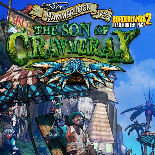 Borderlands 2 Headhunter 5 Son Of Crawmerax