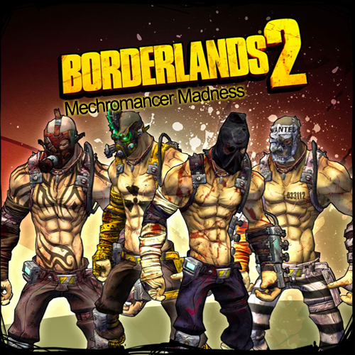 Buy Borderlands 2 Mechromancer Madness CD Key Compare Prices