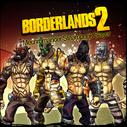 Buy Borderlands 2 Mechromancer Steampunk Slayer CD Key Compare Prices