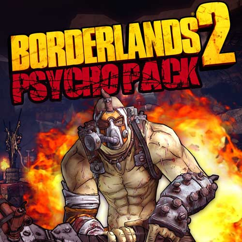 Buy Borderlands 2 Psycho Pack DLC CD KEY Compare Prices