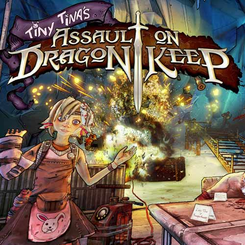 Buy Borderlands 2 Tiny Tina Assault on Dragon Keep CD KEY Compare Prices