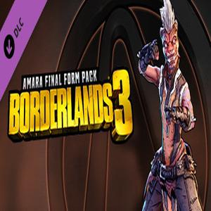 Borderlands 3 Amara Final Form Pack