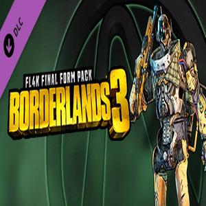 Borderlands 3 FL4K Final Form Pack