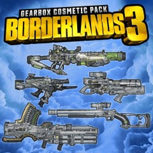 Buy Borderlands 3 Gearbox Cosmetic Pack CD Key Compare Prices