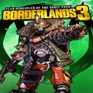 Borderlands 3 Multiverse Disciples of the Vault FL4K Cosmetic Pack