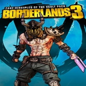 Buy Borderlands 3 Multiverse Disciples of the Vault Zane Cosmetic Pack PS5 Compare Prices
