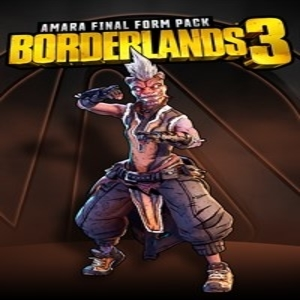 Borderlands 3 Multiverse Final Form Amara Cosmetic Pack