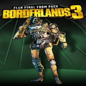 Borderlands 3 Multiverse Final Form FL4K Cosmetic Pack