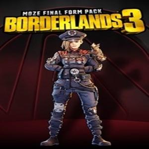 Borderlands 3 Multiverse Final Form Moze Cosmetic Pack