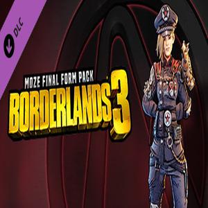 Borderlands 3 Multiverse Final Form Moze Pack