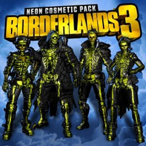 Buy Borderlands 3 Neon Cosmetic Pack PS4 Compare Prices