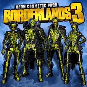 Buy Borderlands 3 Neon Cosmetic Pack PS5 Compare Prices