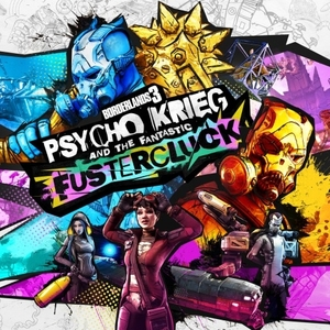 Buy Borderlands 3 Psycho Krieg and the Fantastic Fustercluck PS4 Compare Prices
