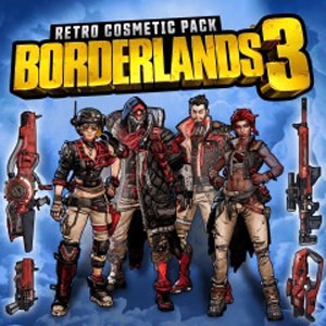 Buy Borderlands 3 Retro Cosmetic Pack CD Key Compare Prices