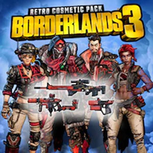 Buy Borderlands 3 Retro Cosmetic Pack PS5 Compare Prices