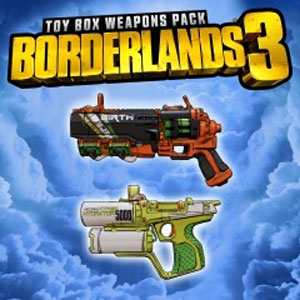 Buy Borderlands 3 Toy Box Weapons Pack CD Key Compare Prices