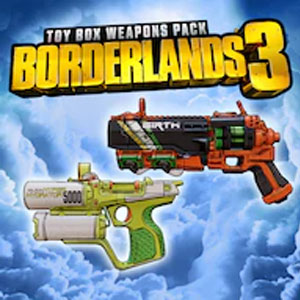 Buy Borderlands 3 Toy Box Weapons Pack PS5 Compare Prices