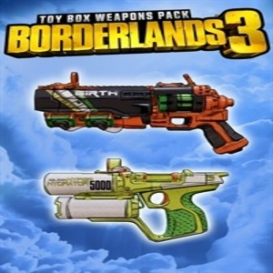 Buy Borderlands 3 Toy Box Weapons Pack Xbox Series Compare Prices